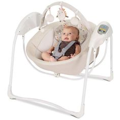 24 Best Imposing Baby Swing Chair Images Baby Swings Baby Swing