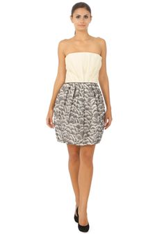 Stella Mccartney Dr-226387-su210-b G-44 Feather Silk Dress   Accessory & Clothing