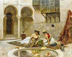 Fabio Fabbi ~ orientalista pintor   Tutt'Art @   Pintura Escultura * * * Poesía Música  