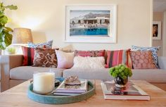 Home tour- A chic and gorgeous West Hollywood condo! | Mix and Chic | Bloglovin'