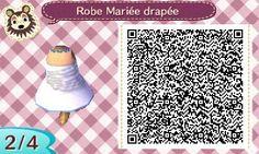 Robes de Mariée drapée