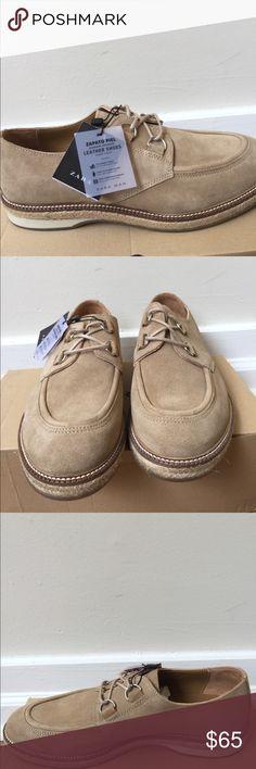 Zara Men's shoes size 9 Euro 42 Zara Shoes