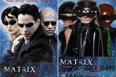 Playmobil Movie Poster Series: The Matrix