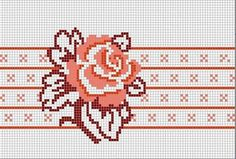 Thrilling Designing Your Own Cross Stitch Embroidery Patterns Ideas. Exhilarating Designing Your Own Cross Stitch Embroidery Patterns Ideas. Cross Stitch Heart, Cross Stitch Borders, Crochet Borders, Cross Stitch Flowers, Cross Stitch Kits, Cross Stitch Designs, Cross Stitching, Cross Stitch Embroidery, Embroidery Patterns