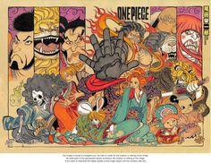 One Piece 821: Understood at MangaFox.me