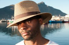 Our Oscar hat can be worn by men and women. Emthunzini Hats b3fb897c0019