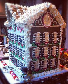 Gingerbread Mansion 2012