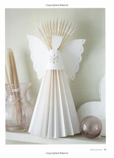 Paper angel (tips)