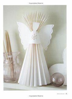 Paper angel (tips)