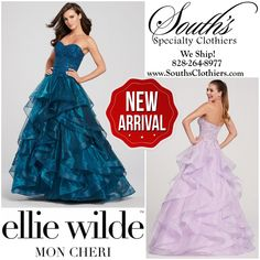 203b288c1ff 21 Best Ideas for dress wedding party mon cheri. South s Specialty Clothiers  · Prom