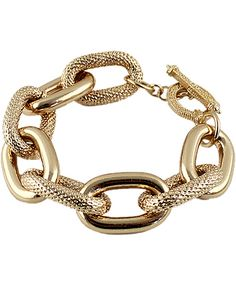 Fashion Gold Chain Bracelet 5.60