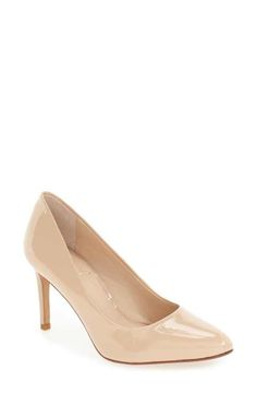 Vince Camuto 'Langer' Almond Toe Pump (Women)