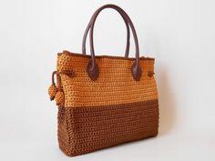 Two Sizes Bag Crochet Pattern