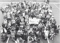 ADAPT (Americans Disabled for Accessible Public Transit) activists, 1978