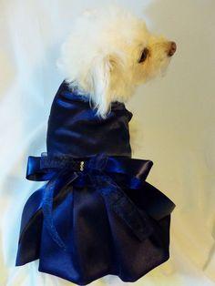 Dog Dress Custom Bridesmaid Dog DressMatch your by RockinDogs ...