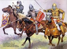 Russian Cavalry 14th and 15th Centuries