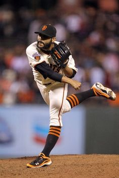 Sergio Romo. Gettin' it done