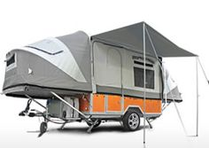 Camper Trailers | Off-Road Camper Trailer - OPUS Camper UK