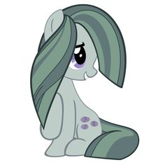 Marble Pie is adorable