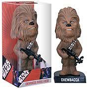 Star Wars Chewbacca Bobble Head - http://lopso.com/interests/star-wars/star-wars-chewbacca-bobble-head/