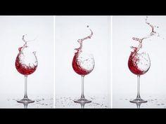 ▶ Weinspritzer im Bild festhalten - Blende 8 - Folge 76 - YouTube