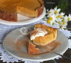 Диетический тыквенный тарт | Рецепты правильного питания - Эстер Слезингер