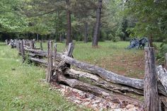 Guilford Courthouse battlefield.