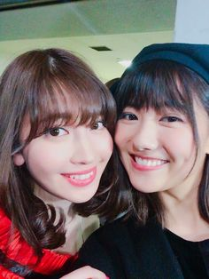 Kojima Haruna & Miyazawa Sae, #AKB48 #2017