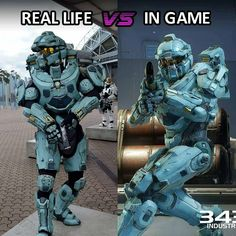 One of the best Halo Cosplayers I've ever seen! Halo 5, Halo Game, Destiny Cosplay, Halo Cosplay, Epic Cosplay, Awesome Cosplay, Best Cosplay Ever, Cosplay Ideas, Xbox 360