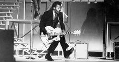 Murió la leyenda de la música Chuck Berry