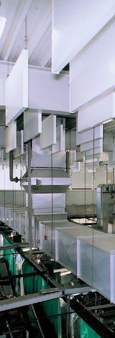 panneaux acoustiques verticaux