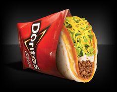 Doritos® Cheesy Gordita Crunch - Nacho Cheese