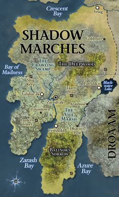 Shadow Marches