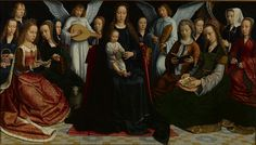Gerard David (c. 1460 – 13 August 1523)