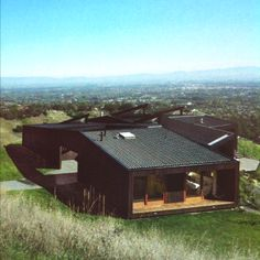 Contemporary house in New Zealand