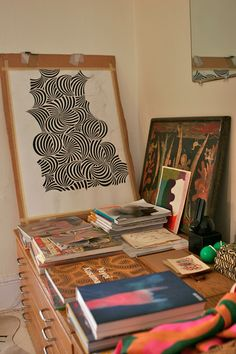 Lourdes Sanchez studio
