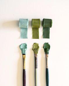 Paint Color Palettes, Colour Pallette, Colour Schemes, Color Combos, Olive Green Color, Green Colors, Paint Colors For Home, House Colors, Paint Swatches