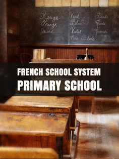 In this new episode: The French Education system Part 2: L'école primaire(Primary School)/ Why reading is a good learning option. I shared tips how to make the reading process more enjoyable http://www.talkinfrench.com/french-primary-school/