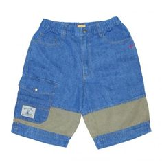 VINTAGE OCEAN PACIFIC SWITCHED CORDUROY DENIM SHORTS - RIGHTSTUFF WebStore