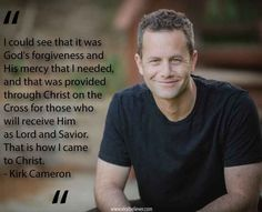 Does anyone in Hollywood have faith? Here are 17 Famous Celebrities that believe in God. Find out if your favorite is one of them. Here are 17 Famous Celebrities that believe in God Kirk Cameron, Quotable Quotes, Faith Quotes, Life Quotes, Jesus Quotes, Wisdom Quotes, Quotes Quotes, Christian Actors, Christian Quotes