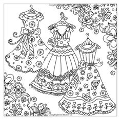 I Heart Colouring: Pretty Pocket Colouring : Felicity French