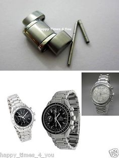 Other Watch Parts and Tools 180246: Omega Speedmaster Chronograph Mens Watch Link 1850 852 -> BUY IT NOW ONLY: $59.99 on eBay!