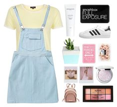 """"""":¨·.·¨: `·.♥Sprεαd Tнε Lσνε……♥"""" by a-million-dreams ❤ liked on Polyvore featuring J.Crew, Smashbox, Topshop, adidas Originals, Band of Outsiders, Guerlain, NYX and Sloane"""