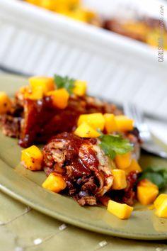 Chipotle-Chicken-Mango-Black-Bean-Enchiladas5