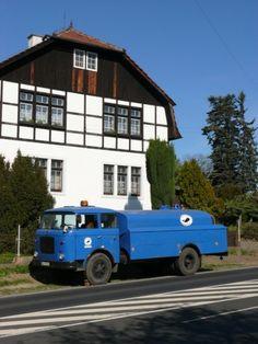 Škoda 706 | Staré náklaďáky