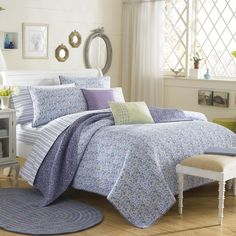 421 Best Teen Girls Beddings Images In 2014 Quilts