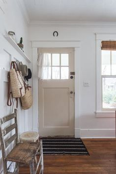 Because of a fast-moving Nashville housing market, these California natives ended up buying this 1920s house after only seeing photos online! Luckily, it was a perfect fit.