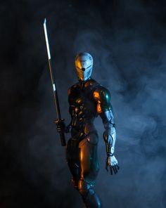 Play Arts Kai : Gray Fox #MetalGearSolid #mgs #MGSV #MetalGear #Konami #cosplay #PS4 #game #MGSVTPP