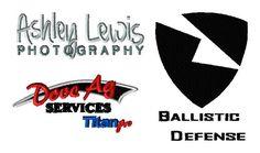 3 custom logos for AD - Dove Ag - Ballistic Defense -  Ashley Lewis - custom embroidery designs by LLHembroidery on Etsy