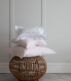 Room Diffuser, Bed Linen Design, Complimentary Colors, The White Company, Wood Blocks, Table Linens, Interior Design Inspiration, Bean Bag Chair, Humphrey Munson